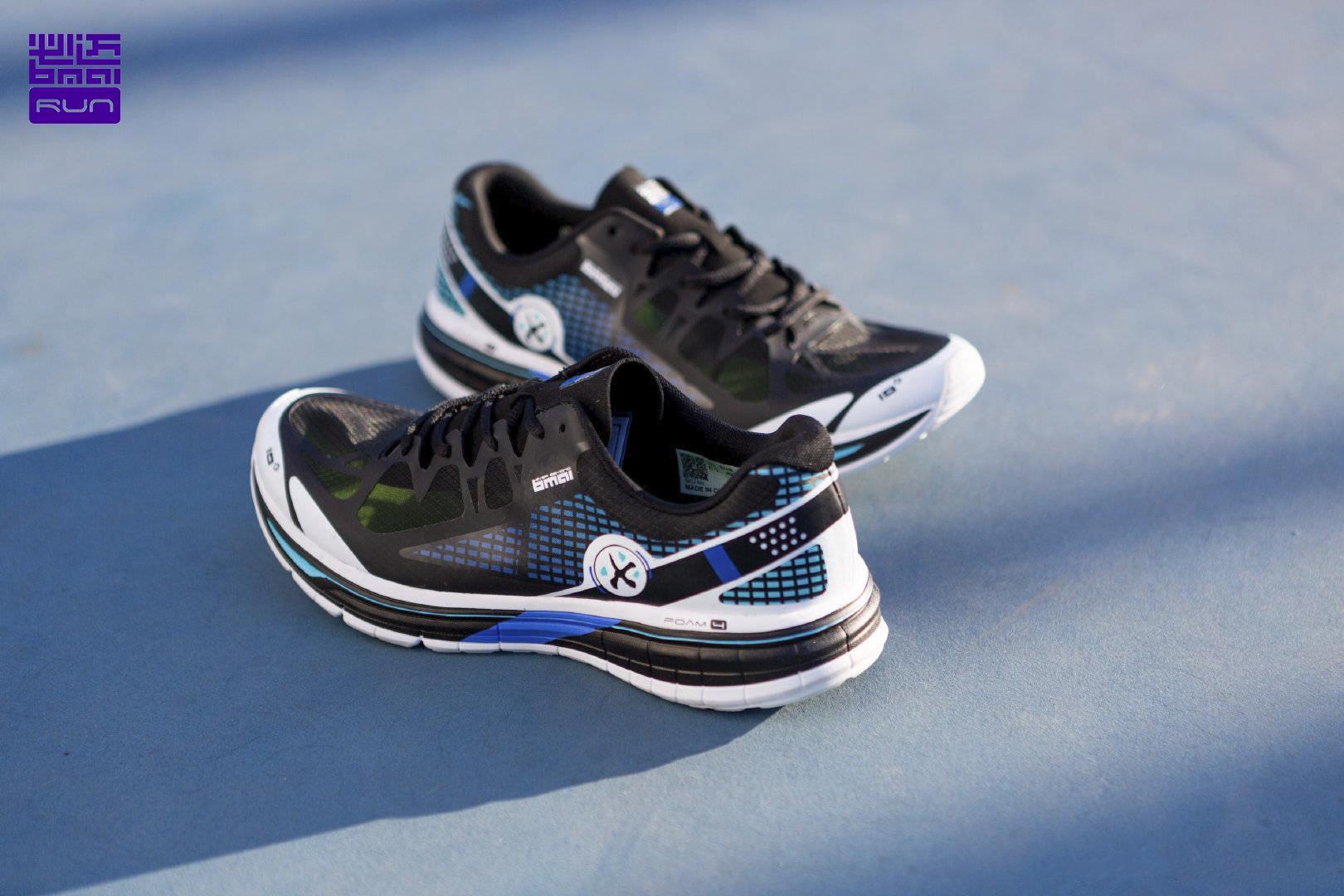 Giày chạy bộ được thiết kế phù hợp với mỗi loại chân